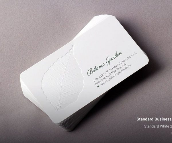 Why Is Name Card Printing Important For A Business?